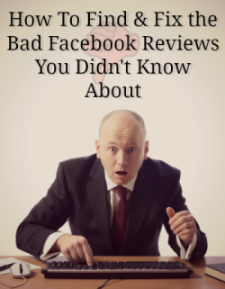 Bad Facebook Reviews